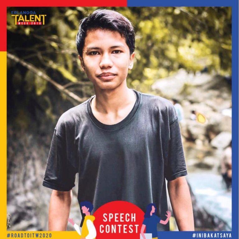 Daniel Fadly Sang Juara 1 EESC Tingkat SMK/MAK