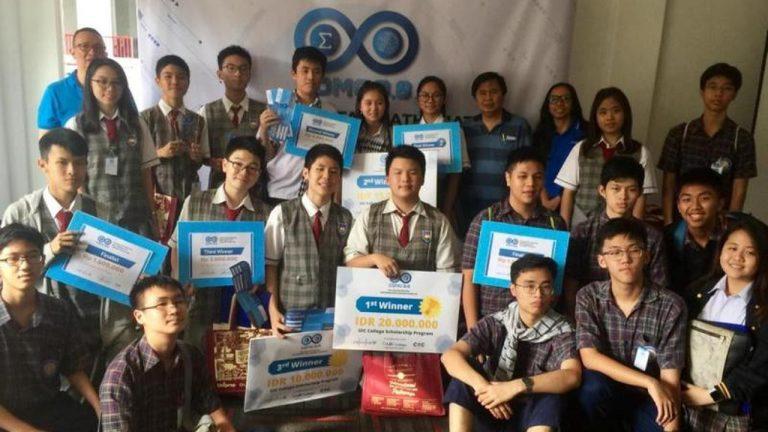 Dukung Siswa Tingkatkan Wawasan, UIC College Adakan Kompetisi Matematika Digital Kalkulus