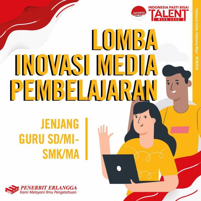 Lomba Inovasi Media Pembelajaran
