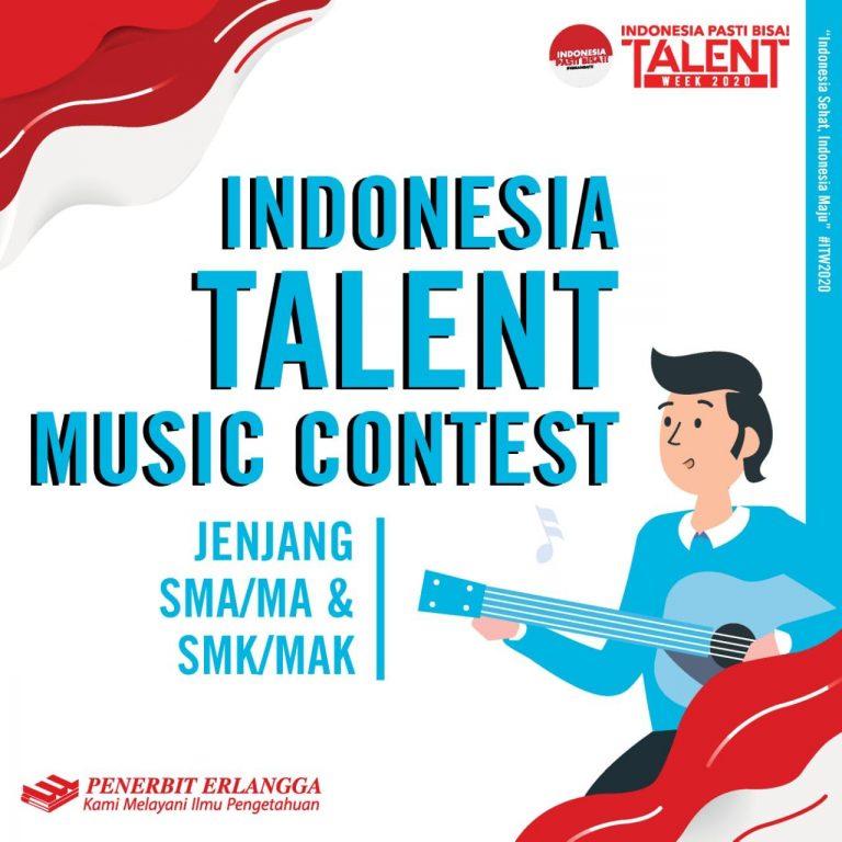 Indonesia Talent Music Contest